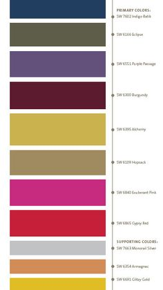 Williams Color Of the Year 2014 Exclusive Plum on Pinterest | Color ...