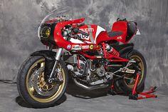 """Ducati Pantah TL 600 1983 """"Bol D'Or"""" 2015 by XTR PEPO"""