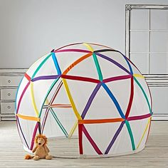 Geodome Playhouse   The Land of Nod