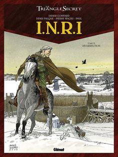 Preview Triangle Secret (Le) - I.N.R.I IV. RESURRECTION