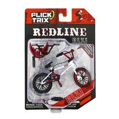 New 2018 Tech Deck BMX FINGER BIKES Series 6 RED WETHEPEOPLE Flick Tricks