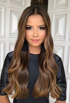 73 Dark Brown Hair Color Shades Too Sweet to Resist