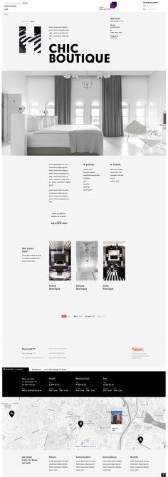 Blow Up Hall on Web Design Served