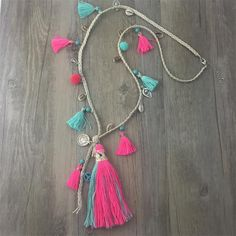 Just in  Ethnic Handcrafte... and Flying out the door! http://www.iitrends.com/products/ethnic-handcrafted-necklace-bohemia-tassel-necklace-tribal-jewellery?utm_campaign=social_autopilot&utm_source=pin&utm_medium=pin