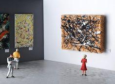 Edible Copies Of Masterpieces - Jackson Pollock