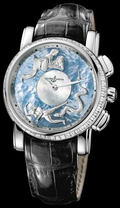 ULYSSE NARDIN Fine Watches, Cool Watches, Sport Watches, Skeleton Watches,  The Doors 856f0b5c12d