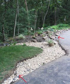 Design a Dry Riverbed Into Your Garden | eHow Home