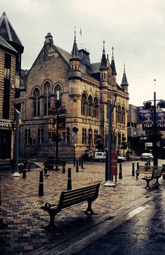 Inverness Scotland, all these Scotland pins are makin' me have a craving for it all. Inverness was fantastic!