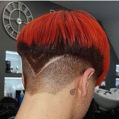 Haircut by @revolutionlook #bobhaircut #undercut #carrè #sidecutstyle #bobhairstyle #rasatura #shorthair #bobhaircuts #sudecuthair #sidecuts #bobhairstyles #rasare #capellicorti #sidecut #corti #tagliare #taglio #sidecute #bob #buzzed #buzz #shorthairdontcare #hairdare