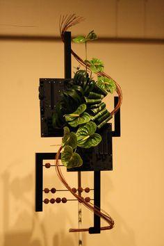flower show design images | Individual flower arrangements at Philadelphia Flower Show | Flirty ...