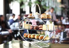 Afternoon Tea at Browns Brasserie & Bar - Covent Garden