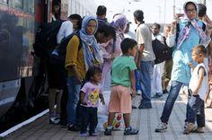 Skoro 4.000 izbjeglica jutros ušlo u Austriju!