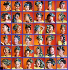Head Wraps Ideas http://blog.fabmagazineonline.com/wp-content/uploads/2011/10/36ways-%2Bto-attach-your%2Bafricanprint%2Bhead-scarf%2Bciaafrique.jpg