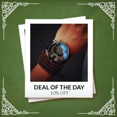 Today Only! 10% OFF this item.  Follow us on Pinterest to be the first to see our exciting Daily Deals. Today's Product: Sale - 10% OFF BADASS TRANSPARENT WATCH Buy now: https://small.bz/AAahYEk #musthave #loveit #instacool #shop #shopping #onlineshopping #instashop #instagood #instafollow #photooftheday #picoftheday #love #OTstores #smallbiz #sale #dailydeal #dealoftheday #todayonly #instadaily