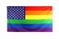 3x5 Non-Binary Pride Flag 3x5ft with Grommets LGBTQIA NB Pride 100D Premium