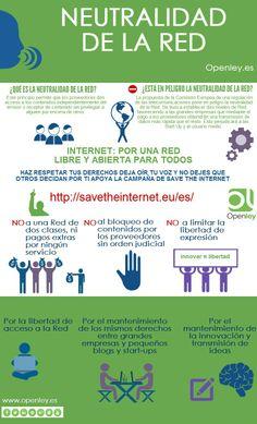 """#Infografía : """"LA NEUTRALIDAD EN LA RED"""".Las nuevas normas, pendientes de votación, pueden crear un Internet de """"dos velocidades"""" en el que grandes corporaciones puedan pagar para que sus contenidos tengan una mayor velocidad de descarga #internet #comunicaciones"""