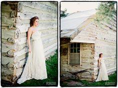 Shauna Maness Photography Vintage Bridal Photography (2)