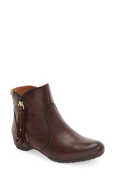 New PIKOLINOS Venezia Hidden Wedge Bootie (Women) fashion online. [$199.95]@shop.swwshoes<<