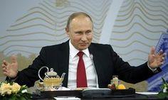 Vladimir Putin: I don't have bad days because I'm not a woman