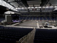 First look inside the Guns N' Roses reunion tour setup at Ford Field
