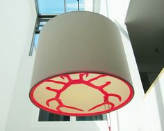 FLUO Lamps, Table Lamp, Etsy, Lighting, Home Decor, Chandelier, Homemade Home Decor, Lightbulbs, Table Lamps