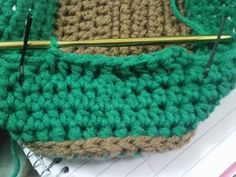 Quick Slipper pattern – Woman, Mate & Mother Crochet Boot Socks, Easy Crochet Slippers, Crochet Slipper Boots, Crochet Slipper Pattern, Crochet Baby Sandals, Knitted Slippers, Crochet Patterns, Women's Slippers, Crochet Stitches