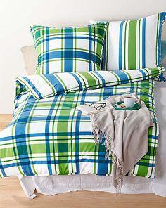 Usteľte si v jarných farbách: nočná a posteľná bielizeň v Tchibo Hana, Comforters, Blanket, Bed, Creature Comforts, Quilts, Stream Bed, Blankets, Beds