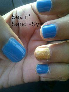 Hello Dazzling...: Sea n' Sand