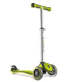 Globber 3 Wheel Scooter (Green/Gray) Globber http://www.amazon.com/dp/B00PAODMD8/ref=cm_sw_r_pi_dp_HThnwb18DHTD9
