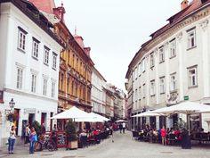The best restaurants in Slovenia's capital city.