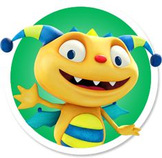 Henry Monstruito figuras png | Imágenes para Peques