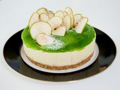 Appleicious Apple Mousse Cake by pastry chef Eric Lanlard