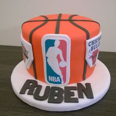 Tarta de baloncesto