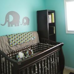 Elephant Themed Nursery