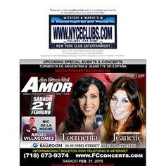 Boletos Para los Conciertos de: Ricardo Arjona - Romeo Santos - Tormenta