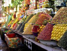 Medina, Fes, Morocco  by atsjebosma, via Flickr