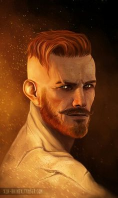 Olgierd von Everec http://the-witcher.tumblr.com/