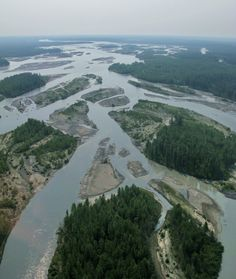 Bend, Alaska (Talkeetna--Google Image Result for http://upload.wikimedia.org/wikipedia/commons/b/b1/3_Rivers_Joining_at_Talkeetna,_Alaska.jpg)