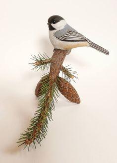 Tim McEachern - Bird Carver