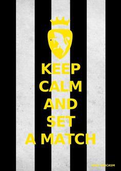 KEEP SARCASM POSTER JUVENTUS FC by Vembri Rizky, via Behance