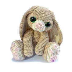 Ravelry: Benedict the Bunny pattern by Kate E. Hancock