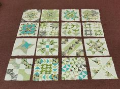 Looking for your next project? You're going to love Quilter's Choice QAL: Blocks & Settings by designer HoneyBunnyandDoll. - via @Craftsy