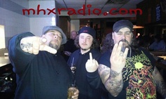 More staff from May 3, 2013 @ JD Muggs.