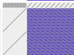 draft image: Page 051, Figure 17, Atlas D'Armures Textiles, B. Fressinet, 8S, 40T