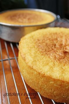 Then Best Vanilla Sponge Cake Recipe! I promise!