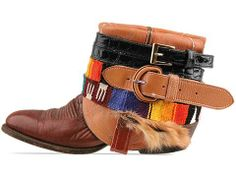 free upcycled cowboy bootss   Vintage LUXURY JONES 17 Mexican Belt Size 8.5 in Mexican Belt at ...