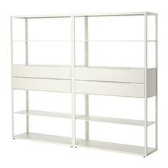 Estantes de prateleiras - IVAR sistema - IKEA