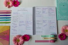 The only daily planner designed to help you make time for what matters most.