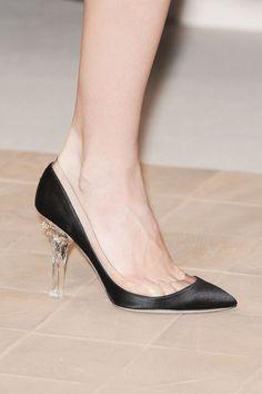 Valentino Lucite heels