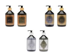 Tom Dixon Eclectic Wash Collection